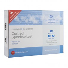Cortisol speekseltest, Medivere, 1st