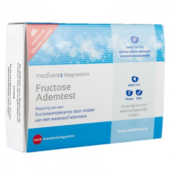 Fructose ademtest