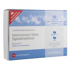 Hormonen man, Medivere, 1st