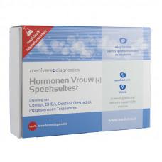 Hormonen vrouw plus speekseltest, Medivere, 1st